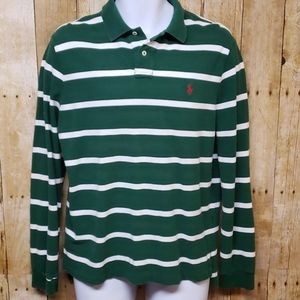 Polo by Ralph Lauren long sleeve polo L